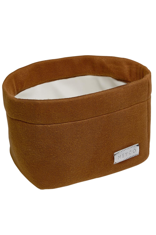 Commodemand Medium Knit Basic - Camel - 26x19xh16cm