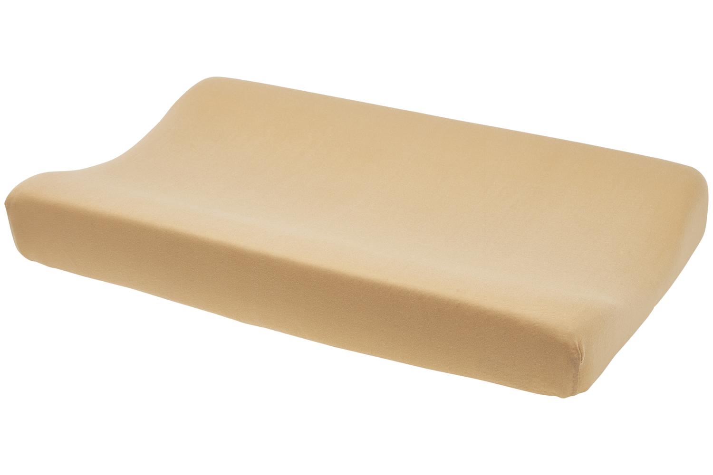Wickelauflagenbezug Basic Jersey - Warm Sand - 50x70cm