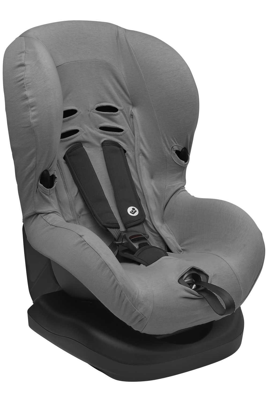 Autostoelhoes Basic Jersey - Grijs - Groep 1