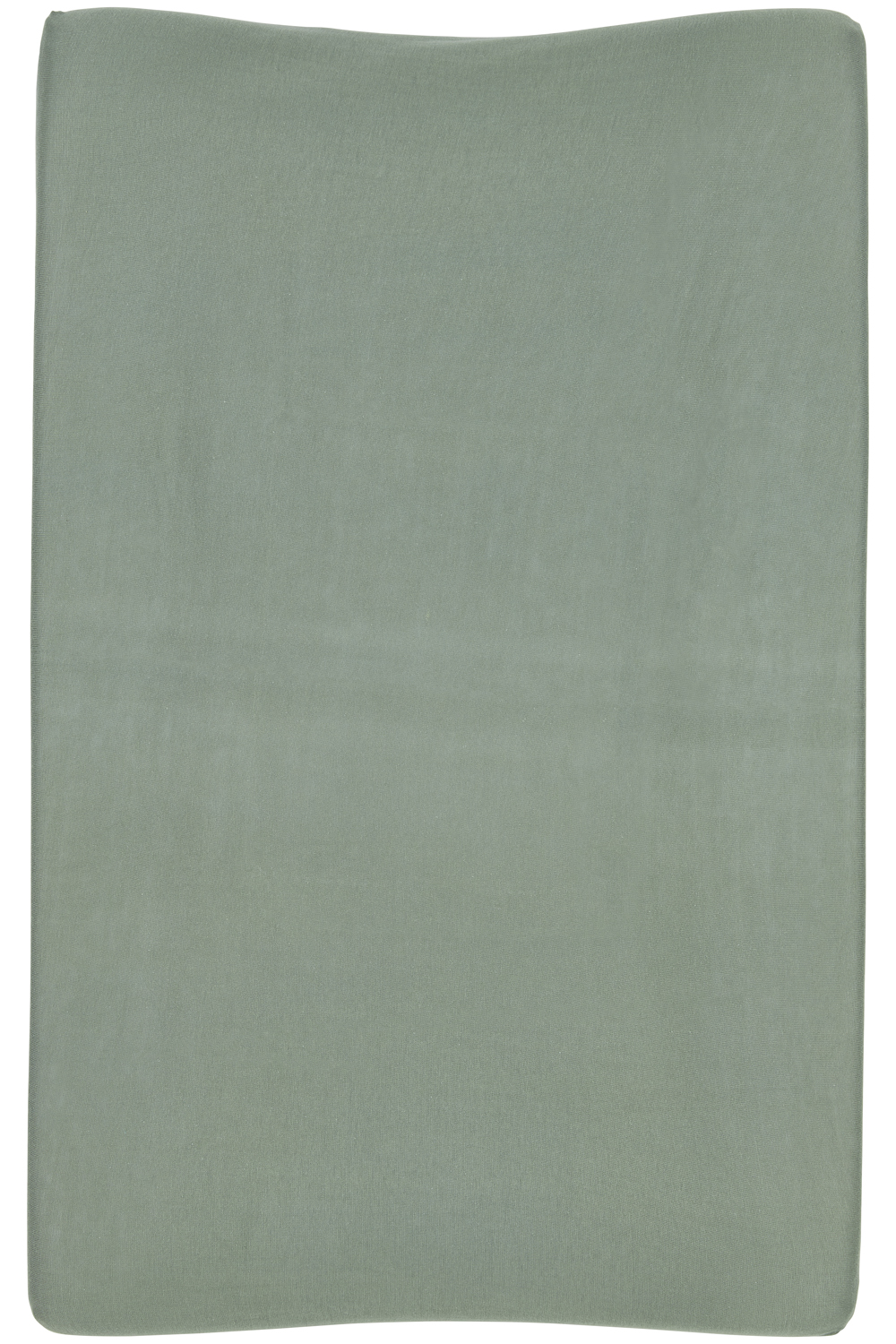 Aankleedkussenhoes Basic Jersey 2-Pack - Forest Green - 50x70cm