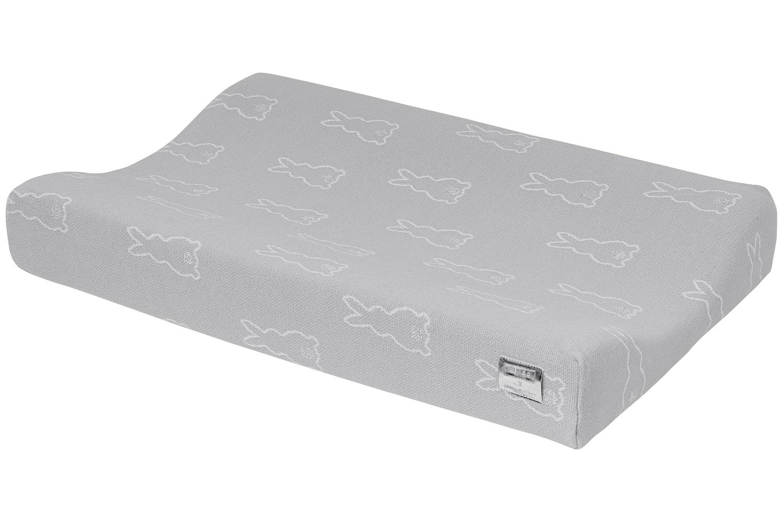 Meyco X Mrs. Keizer Wickelauflagenbezug Rabbit - Silver