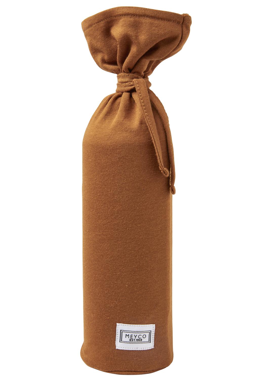 Kruikenzak Basic Jersey - Camel - 13xh35cm