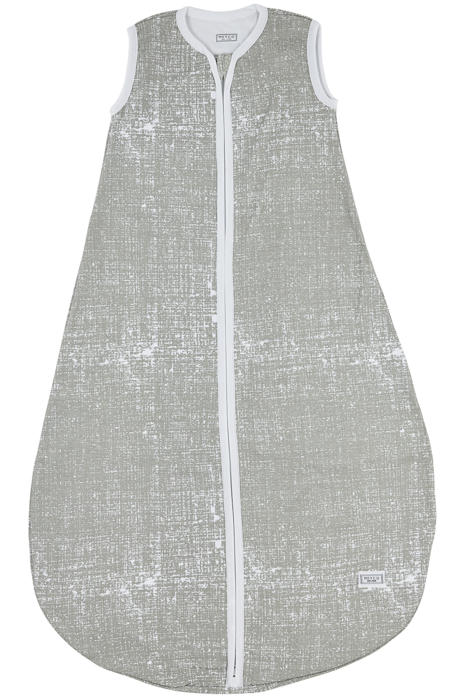 Round sleeping bag fine lines