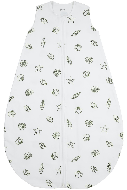 Babyslaapzak Shells Rond - Forest Green - 70cm