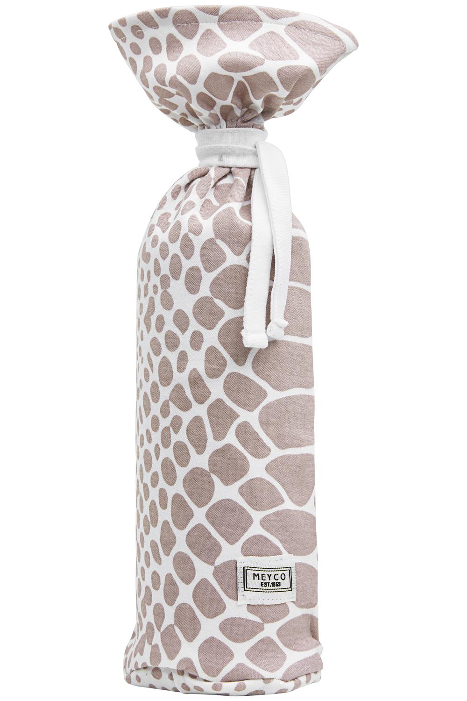 Wärmflaschenbezug Snake - Lilac - 13xh35cm