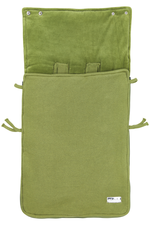 Voetenzak Knit Basic - Avocado - 40x82cm