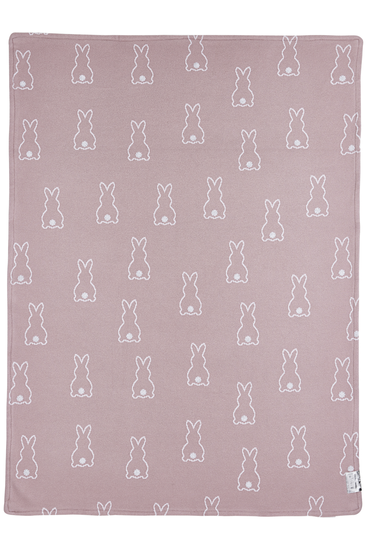 Meyco X Mrs. Keizer Wiegdeken Velvet Rabbit - Lilac
