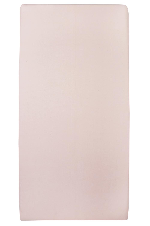 Jersey Hoeslaken - Lichtroze - 60x120cm