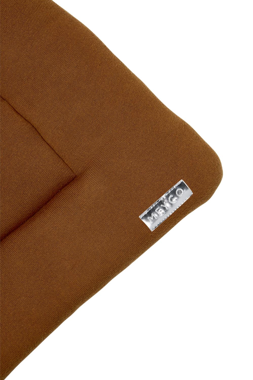 Boxkleed Knit Basic - Camel - 77x97cm