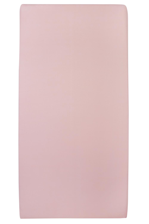 Jersey Hoeslaken - Oudroze - 70x140/150cm