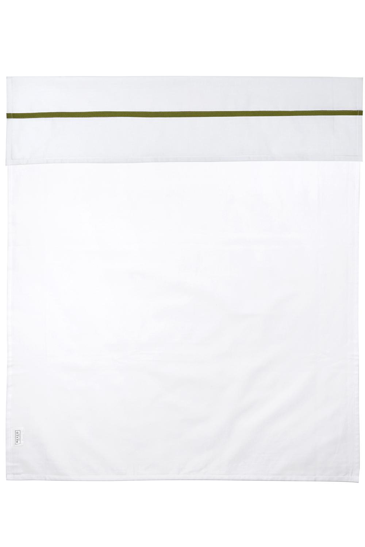 Wieglaken Bies - Avocado - 75x100cm
