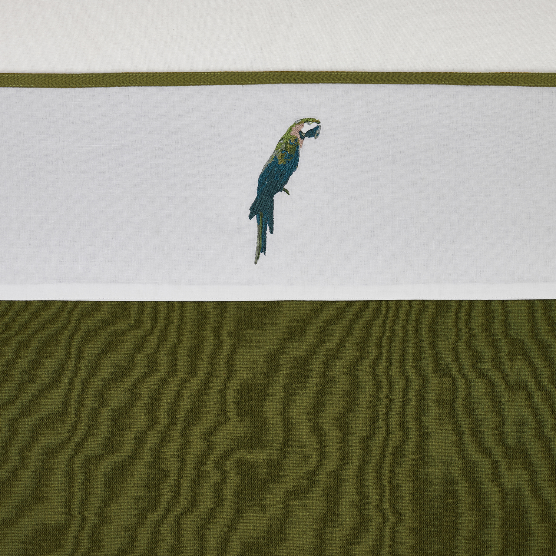 Wieglaken Parrot - 75x100cm