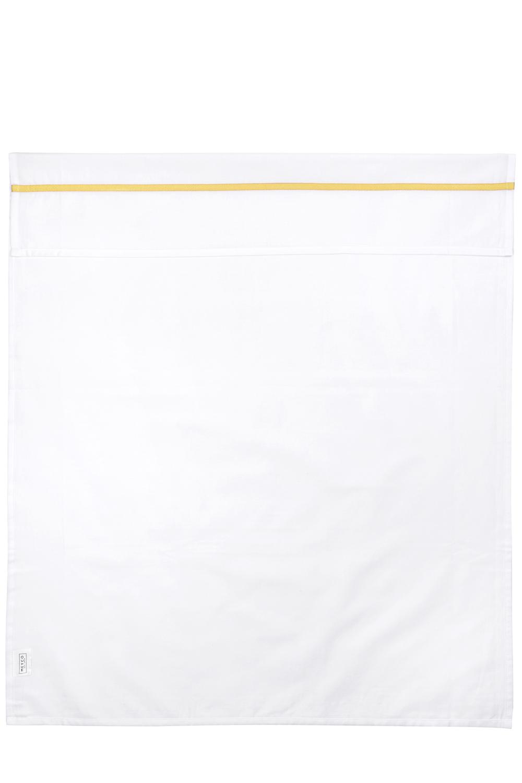 Ledikantlaken Bies - Geel - 100x150cm