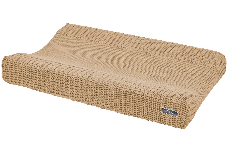 Wickelauflagenbezug Herringbone - Warm Sand - 50x70cm