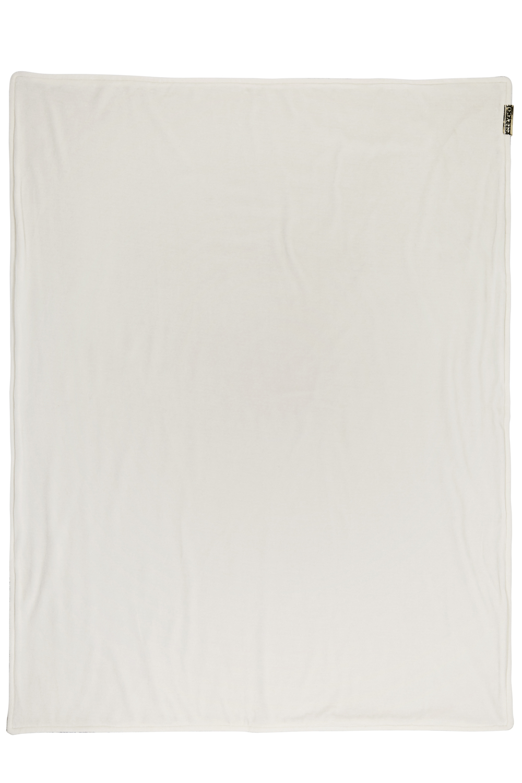 Wiegdeken Velvet Panter - Neutral - 75x100cm