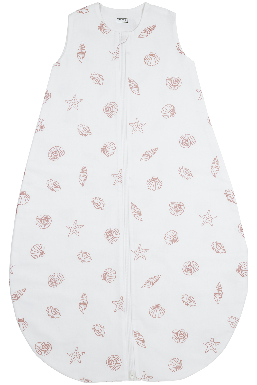 Babyslaapzak Shells Rond - Lilac - 70cm