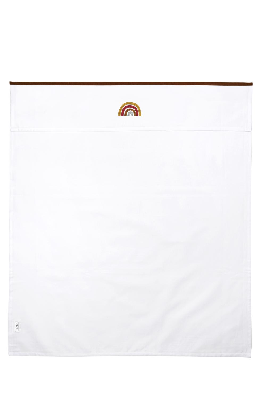 Wieglaken Rainbow - Camel - 75x100cm