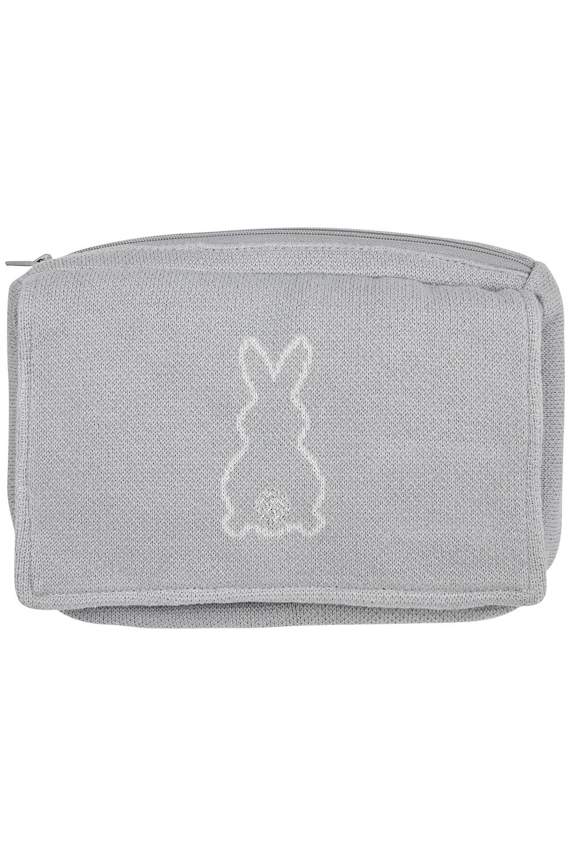 Meyco X Mrs. Keizer Billendoekjesetui Rabbit - Silver