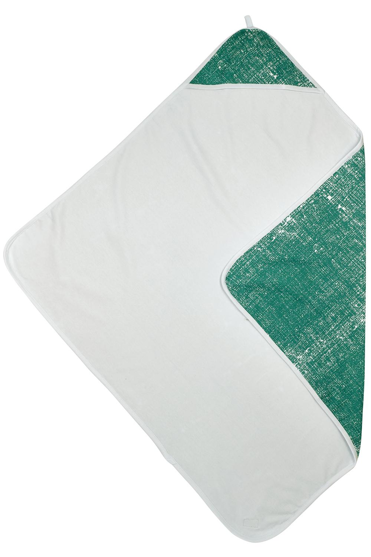 Badcape Fine Lines - Emerald Green - 90x90cm