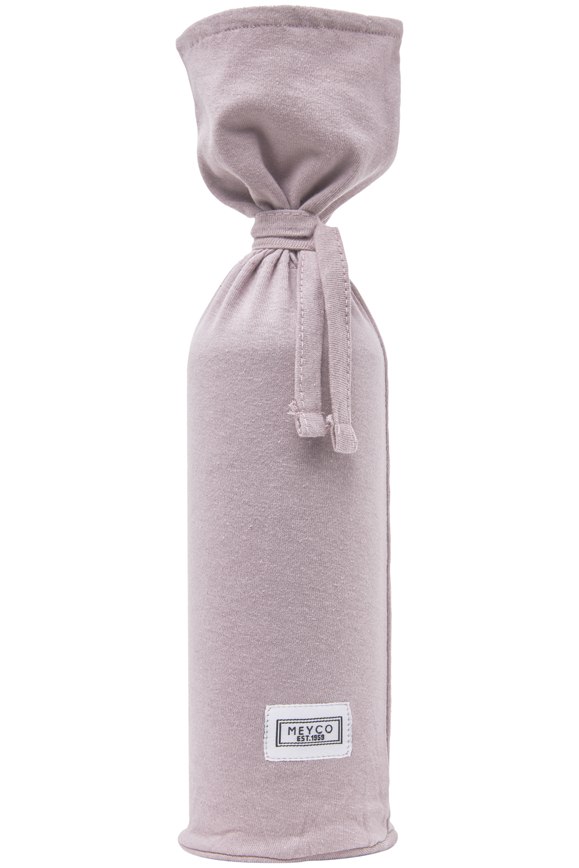 Wärmflaschenbezug Basic Jersey - Lilac - 13xh35cm
