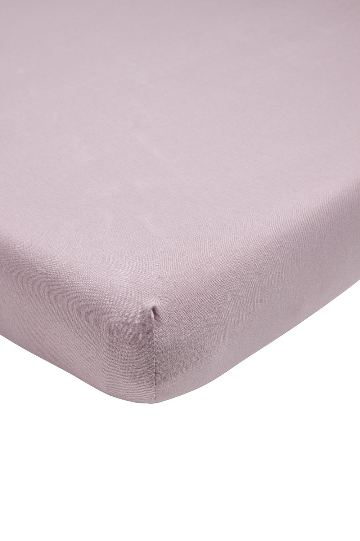 Jersey Hoeslaken - Lilac - 70x140/150cm