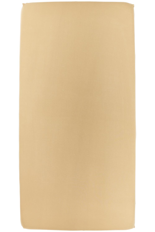 Jersey Hoeslaken - Warm Sand - 40x80/90cm