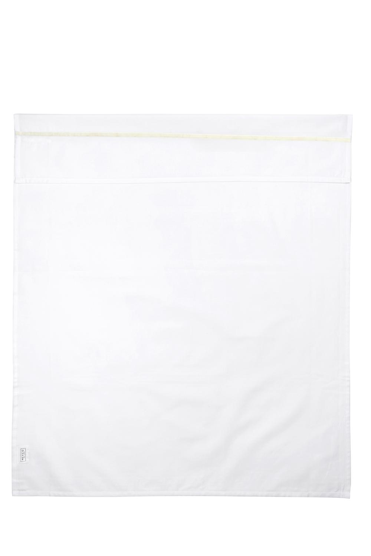 Ledikantlaken Bies Velvet - Offwhite - 100x150cm