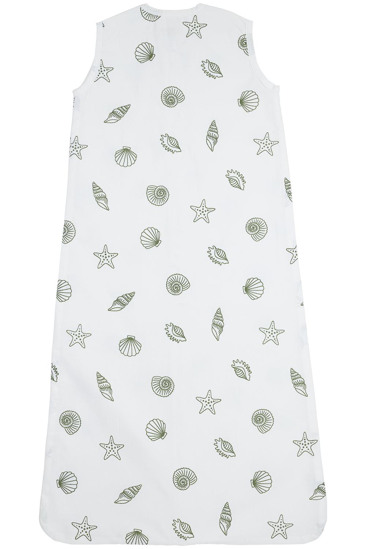 Babyslaapzak Shells - Forest Green - 110cm