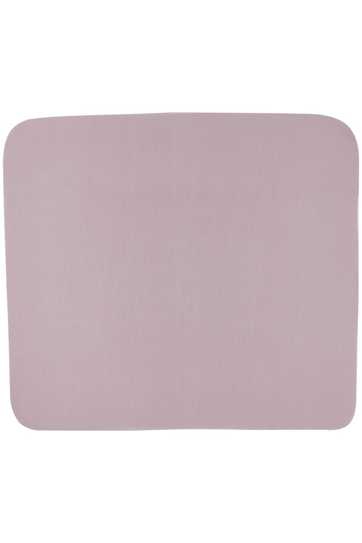 Aankleedkussenhoes 3K Basic Jersey - Lilac - 85x75cm