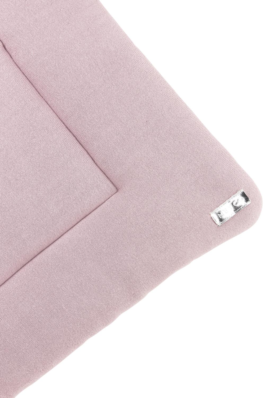 Boxkleed Knit Basic - Lilac - 77x97cm