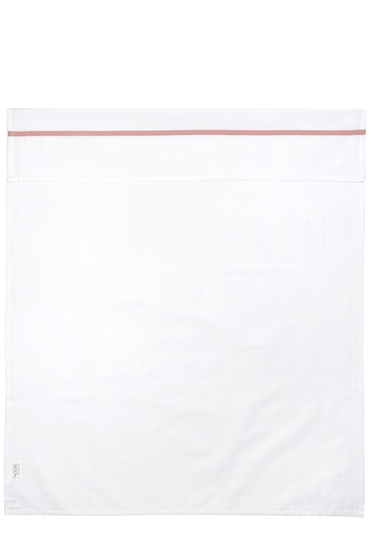Ledikantlaken Bies - Oudroze - 100x150cm