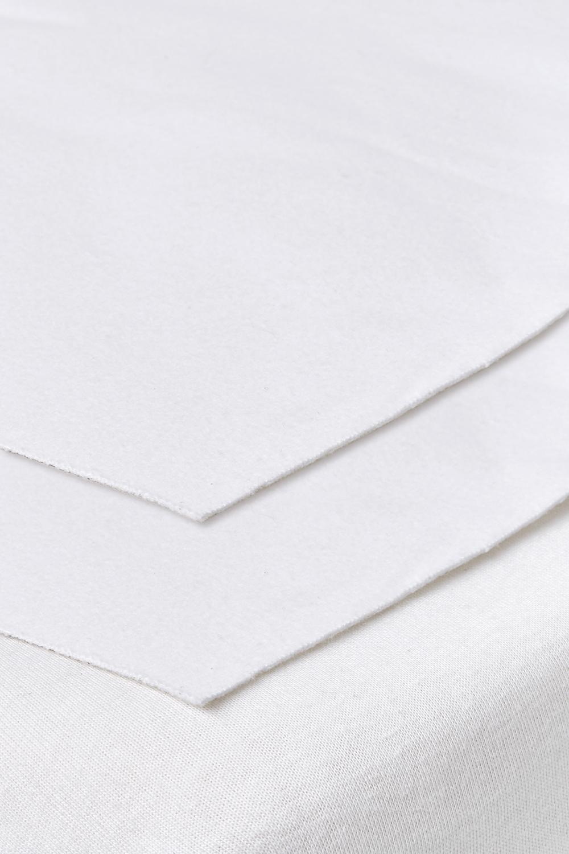 Molton Betteinlage 2-pack - 50x90cm