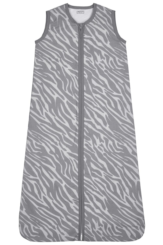 Zomerslaapzak Zebra - Grijs - 90cm