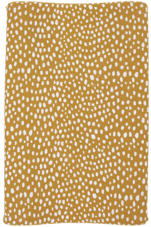 Wickelauflagenbezug Cheetah - Honey Gold - 50x70cm