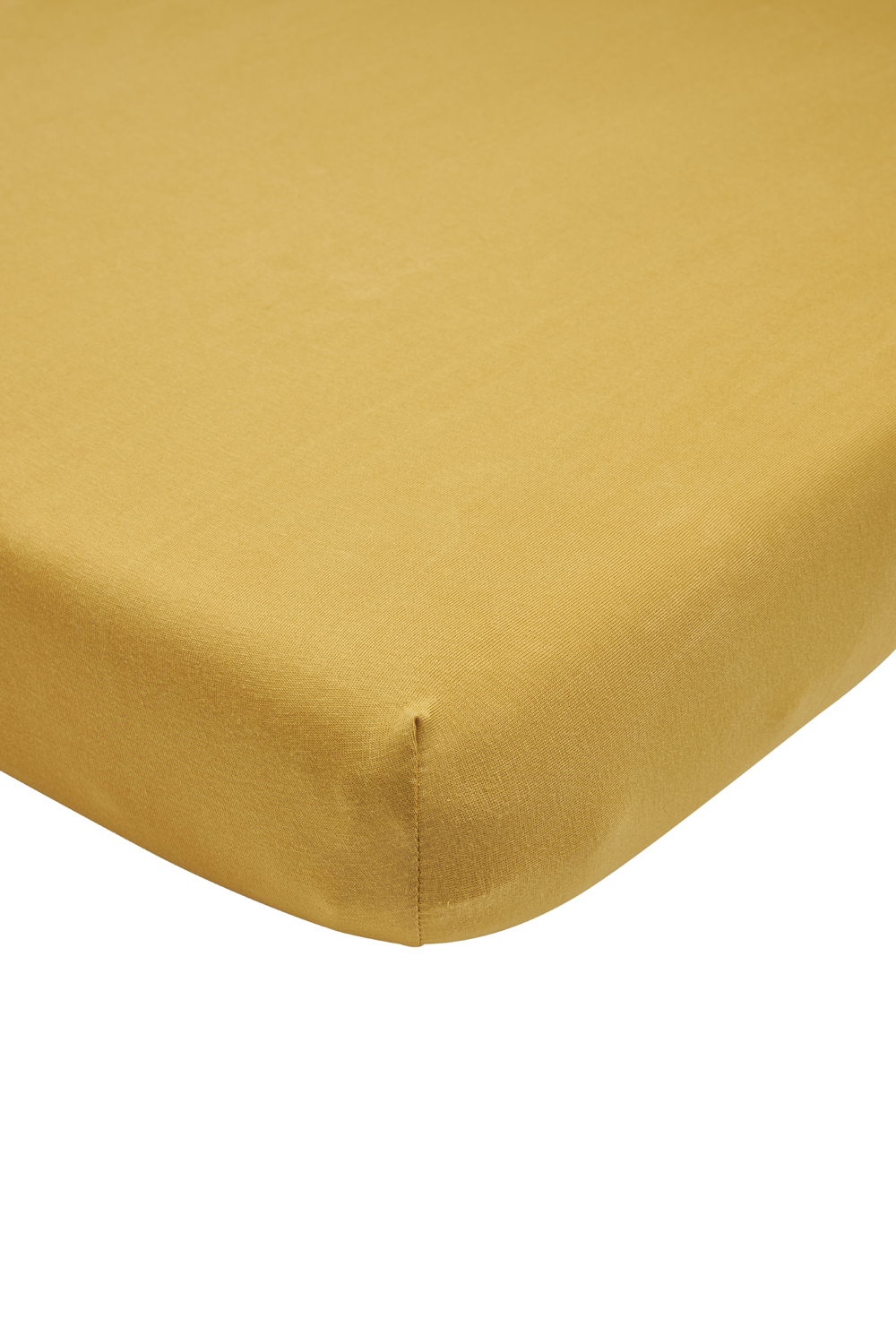 Jersey Hoeslaken - Honey Gold - 60x120cm