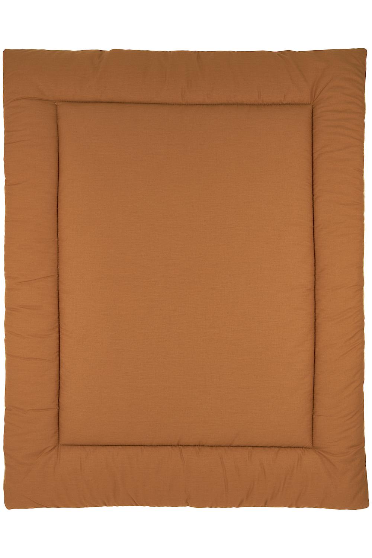 Laufgittereinlage Uni - Camel/Warm Sand - 80x100cm