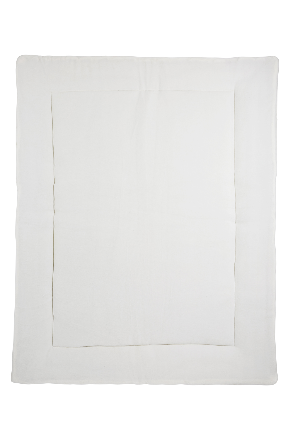 Boxkleed Knots - Offwhite - 77x97cm