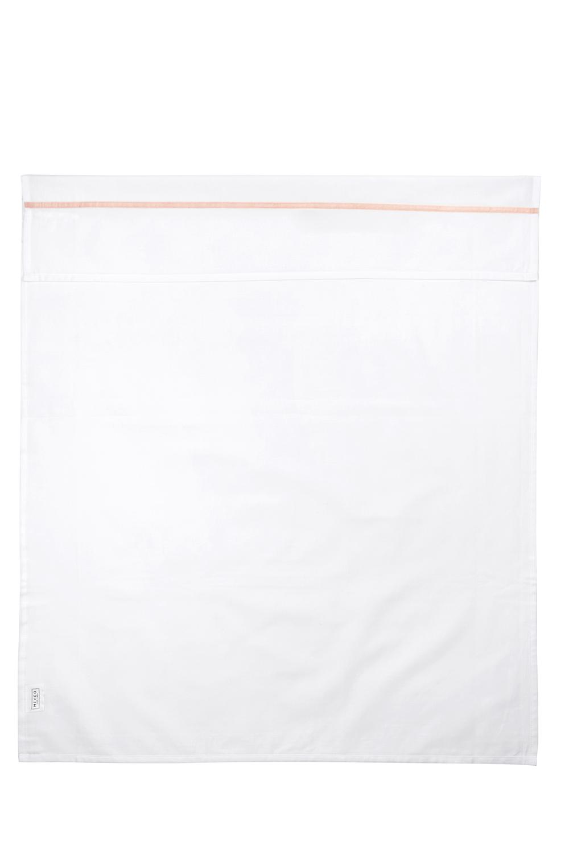 Ledikantlaken Bies Velvet - Lichtroze - 100x150cm