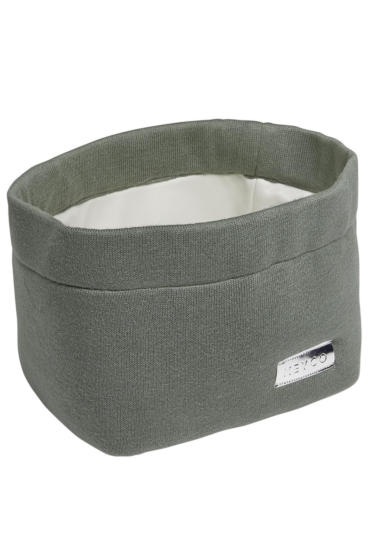 Commodemand Medium Knit Basic - Forest Green - 26x19xh16cm