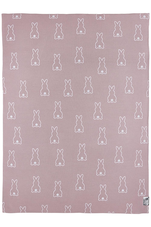 Meyco X Mrs. Keizer Wiegdeken Rabbit - Lilac