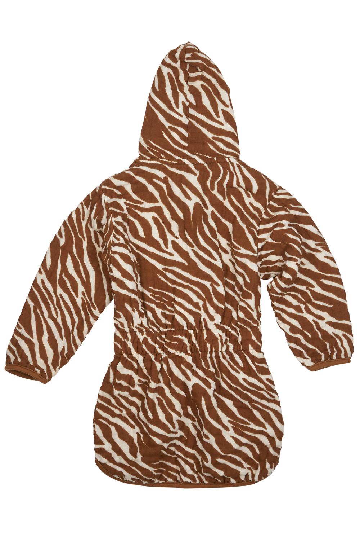 Zebra Hydrofiele Badjas