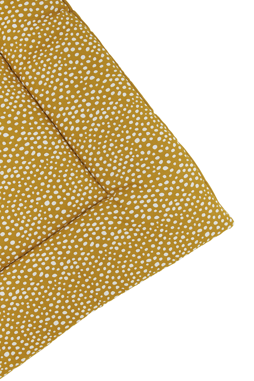 Boxkleed Cheetah/Uni - Honey Gold - 80x100cm