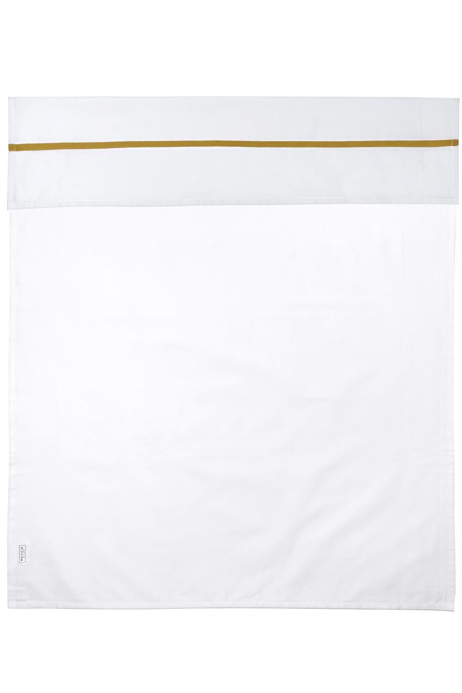 Ledikantlaken Bies - Honey Gold - 100x150cm