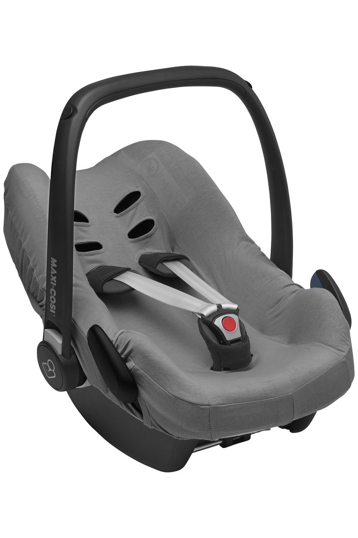 Autostoelhoes Basic Jersey - Grijs - Groep 0