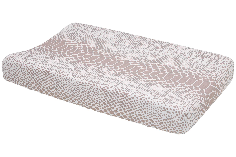 Aankleedkussenhoes Snake - Lilac - 50x70cm