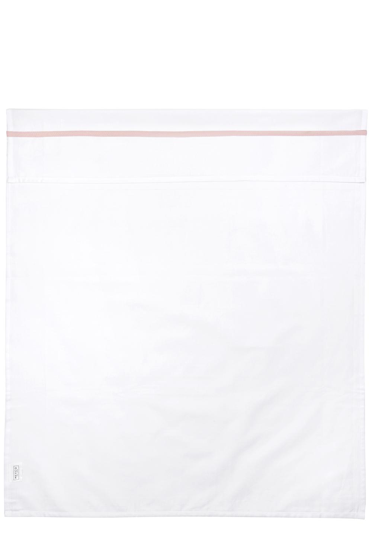 Ledikantlaken Bies - Lichtroze - 100x150cm