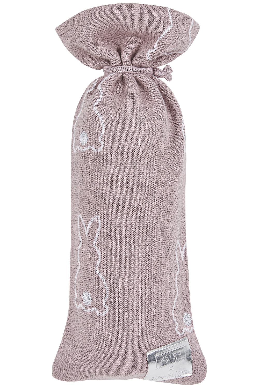 Meyco X Mrs. Keizer Kruikenzak Rabbit - Lilac