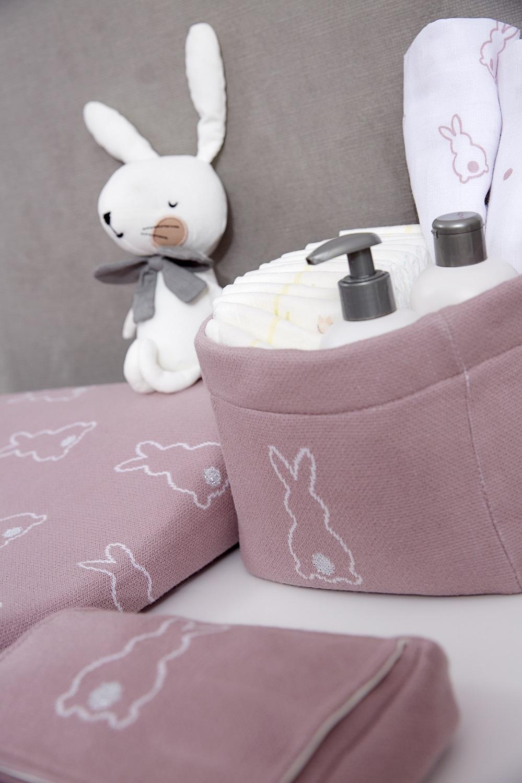 Meyco X Mrs. Keizer Commodemand Rabbit - Lilac - Small