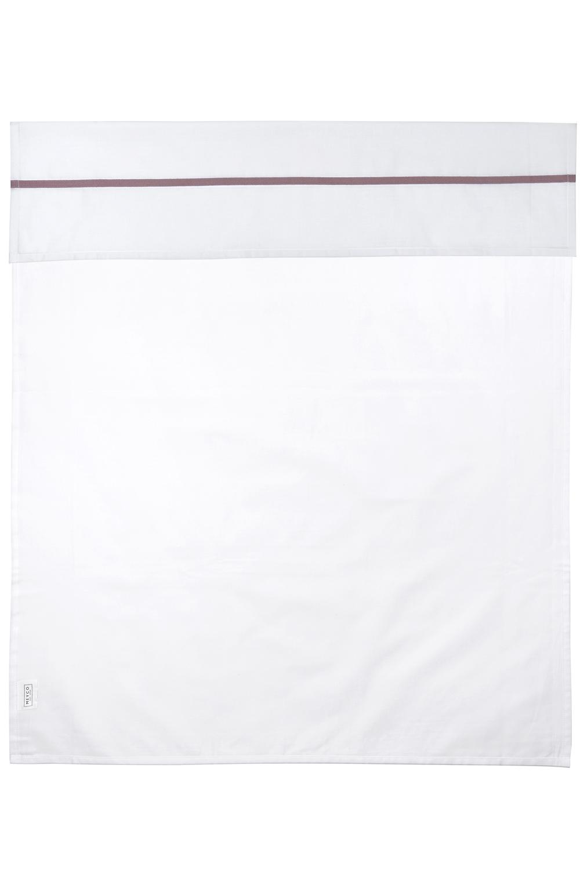 Ledikantlaken Bies - Lilac - 100x150cm
