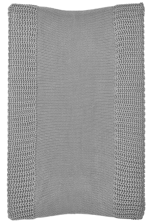 Aankleedkussenhoes Herringbone - Grijs - 50x70cm